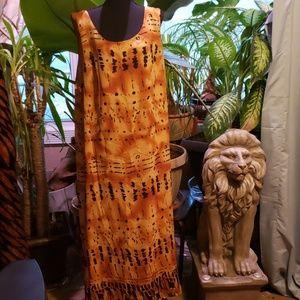 Size 24 Summer Dress